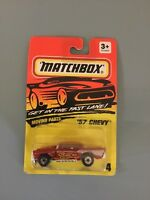 Matchbox '57 Chevy   1:64 Diecast NEW!