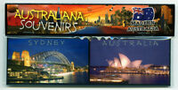 Sydney Opera House and Harbour Bridge Australia, Fridge Magnet, Souvenir.