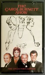 The Carol Burnett Show (VHS, 2000)(Comedy) TV Series Collector's Edition, NEW!