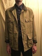 Aigle - comme neuf as new - blouson veste homme beige jacket men taille S (S/M)