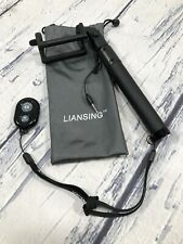 Liansing Selfie Stick Foldable Extendable Bluetooth Selfie Stick with Remote