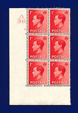 More details for 1936 sg458 1d scarlet p2 block (6) cyl #2 no dot ctrl a36 perf 5(e/i) mmh dhlz