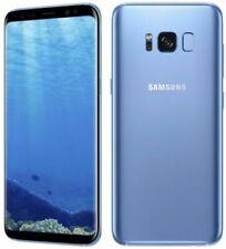 Samsung Galaxy S8+Plus G955U 64GB Débloqué Téléphone T-Mobile 3G/4G LTE - Bleu