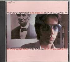 Rufus Wainwright, California; 1 track PR-CD Single