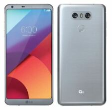 "Mint LG G6 (Latest 5.7"") H871 32GB 4G LTE Ice Platinum UNLOCKED (AT&T T-Mobile)"