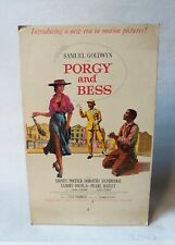 PORGY AND BESS, Sidney Poitier, Dorothy Dandridge, 1959, Standee