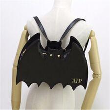 Japanese Harajuku Girls Lolita Backpack Punk Gothic Bat Wings Shouder Bag Gifts