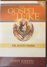 THE GOSPEL OF LUKE W/ DR. SCOTT HAHN 6-CD-SET SJC