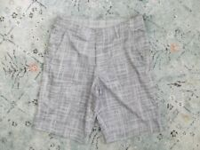 Men's UNDER ARMOUR gray check golf shorts Sz. 32