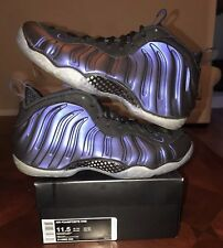 "Nike Air Foamposite One /""Eggplant/"" Varsity Purple//Black DS Sz 11.5-12"