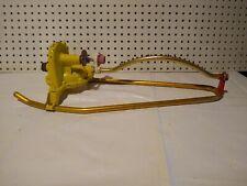 Vintage Nelson Dial A Rain 3037 Oscillating Metal Lawn Sprinkler