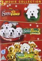 The Search For Santa Paws / Santa Paws - la Santa Pups / Santa Buddies DVD Nuevo