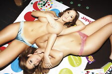 5 x Holly Peers & Stacey Poole A4 photos #15