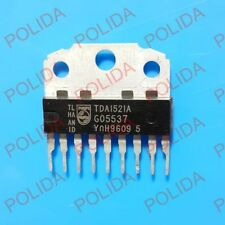 5PCS audio power amplifier IC PHILIPS HSIP-9 TDA1521A