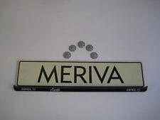 5 Klemmmuttern am Hitzeschutzblech original Meriva A vom Opel Händler