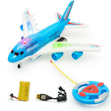 Air Bus 747 Remote Control Airplane Electric Remote Control Aircraft Kid Toy