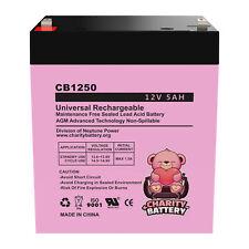 Chamberlain 4228 12v 5Ah Replacement Garage Door Opener SLA Battery