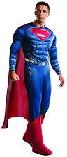 Deluxe Aquaman Costume Justice League Batman v Superman Adult Size Standard