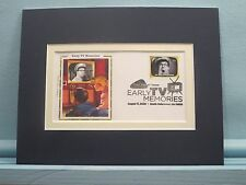 The Phil Silvers Show - Sgt. Bilko  & First Day Cover of its own stamp