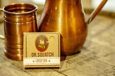 Dr. Squach Crisp Ipa Citrus and Hops Scent New 5 oz Bar Soap