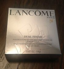 LANCOME DUAL FINISH POWDER  BISQUE II 310 NEW IN BOX FULL SIZE FREE SHIPPING