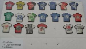 20 Pins Fussball Bundesliga Saison 2008/2009 Sport Football Germany