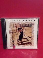 CD Willi Jones New and sealed