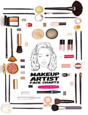 Smith Sarie-Makeup Artist Face Charts (US IMPORT) BOOK NEW