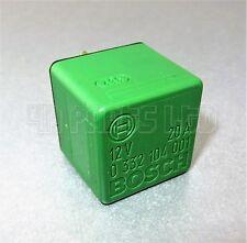 LEXUS TOYOTA multi-uso Relè Verde 90080-87007 BOSCH 0332109001 ISO b4-s