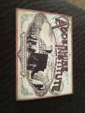 Dishonored 2 Post Card Postcard Addermire Institute rare
