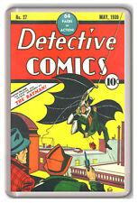 DETECTIVE COMICS Nº27 1939 FRIDGE MAGNET IMAN NEVERA