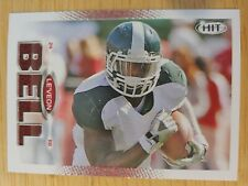 LE'VEON BELL RC 2013 Sage Hit Red ROOKIE #24 Michigan State Steelers Jets