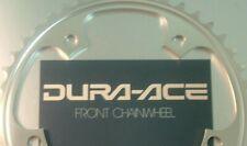 Shimano Dura Ace Nuevo 43T FC-7400/02 Carretera Cadena Vintage-130BCD-7/8/