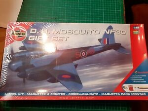 AIRFIX D.H.Mosquito NF30 Gift Set, 1/48, sealed in cello, serial 97111