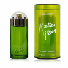 Montana Grün Eau De Toilette ML 30 Spraydose