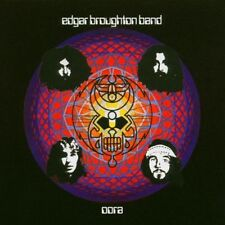 NEW CD Album Edgar Broughton Band - Oora (Mini LP Style Card Case)