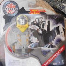 BAKUGAN Mechtanium Surge Gray Haos DEFENDTRIX Battle Suit with Ability Card
