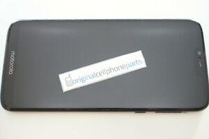 OEM Motorola MOTO G7 POWER XT1955 LCD with Digitizer and Frame USED ORIGINAL