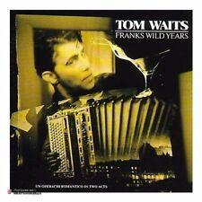 Tom Waits - Franks Wild Years  - Miniature Mounted Poster