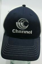 Channel Seed Corn Farm Agriculture Adjustable Trucker Hat Cap-K Products G4