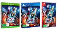 AFL Evolution 2 Sony PS4 XBOX One Nintendo Switch Aussie Rules Football Game