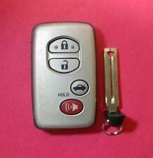 Unlocked VIRGIN OEM Toyota Keyless Smart Key 4B HYQ14AAB E Board Silver