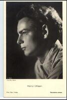 HEINZ OHLSEN um 1950/60 Porträt-AK Film Bühne Theater Schauspieler Foto-Verlag