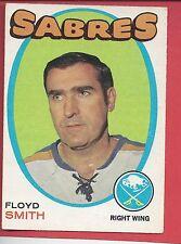 1971-72 O-Pee-Chee Hockey # 158 FLOYD SMITH