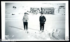 PHOTO ANCIENNE . Valberg . 1951