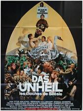 LES CLOCHES DE SILESIE Das Unheil Affiche Cinéma / Movie Poster Fleischmann