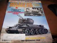 Military Modeler April 1987 Duirama: Sturmtiger Ambush