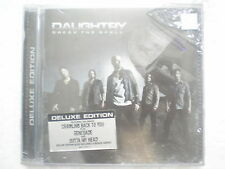 Daughtry Break The Spell CD 2011 deluxe edition RARE INDIA HOLOGRAM NEW