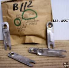 Lot of 5 - Outboard Marine Corp. Starter Pawl Retainers - OMC P/N: 202317 (NOS)