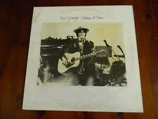 Neil Young LP Comes a time Reprise Records 1978 Italy